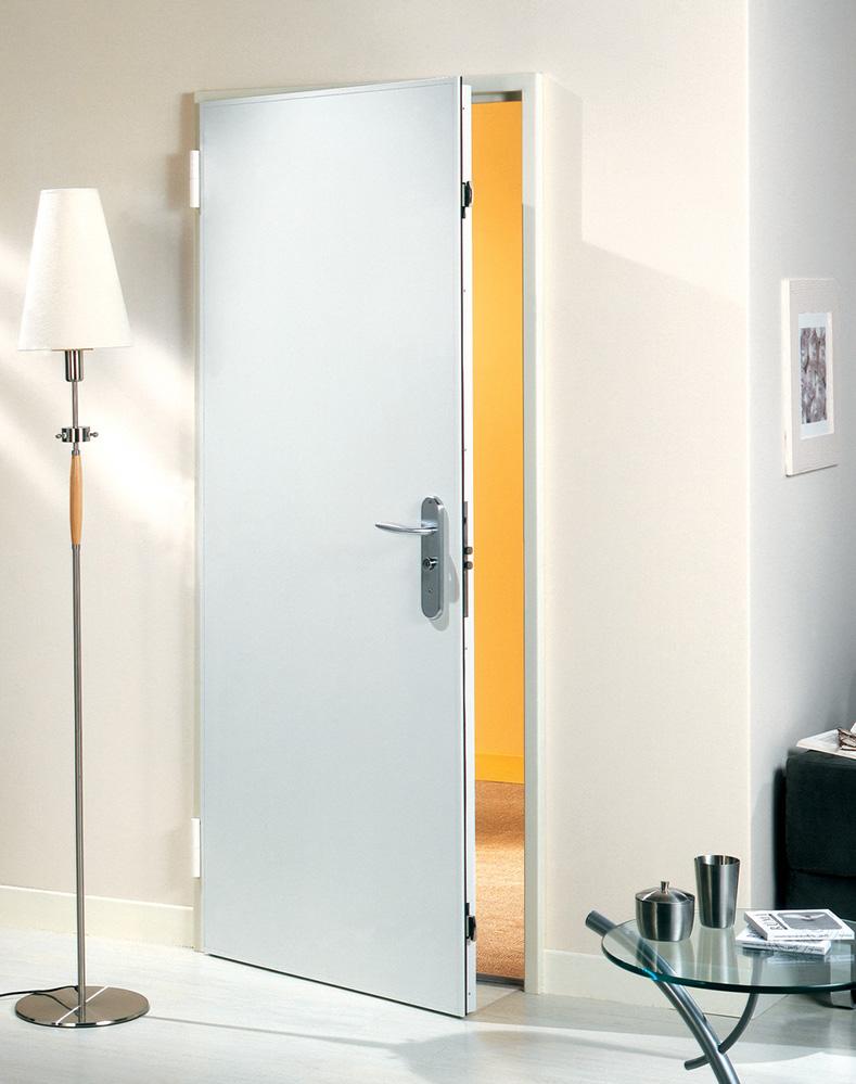 Porte Blindee Fichet Pour Appartement Modele Protecdoor Eurosecurite